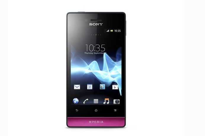 Sony unveils Xperia miro and tipo dual