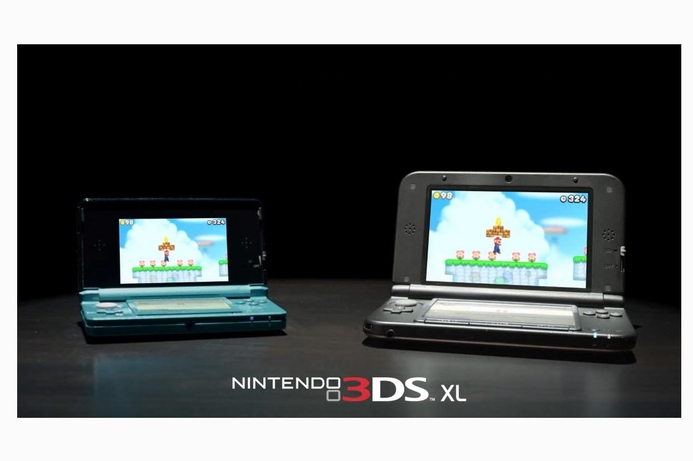 Nintendo's 3DS bulks up