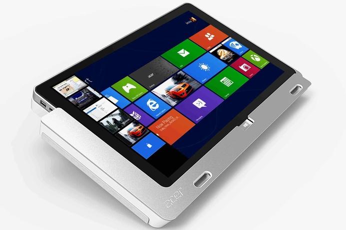 Acer reveals touch-capable Windows 8 PCs
