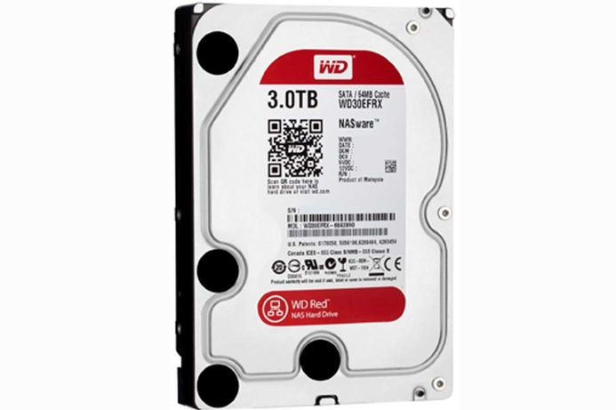 WD launches Red drives for NAS systems
