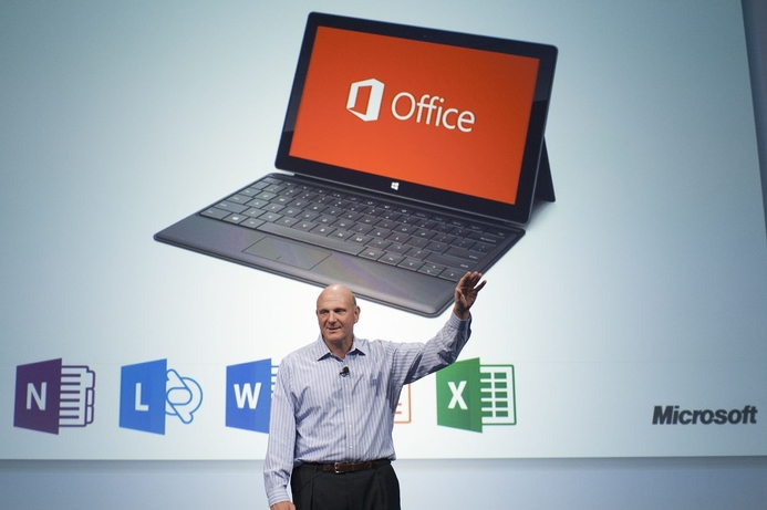 Microsoft previews new version of Office