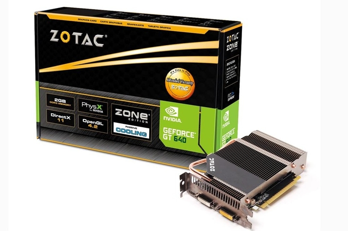 Zotac launches two new graphics cards