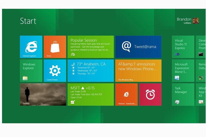 Windows 8 to hit shelves on October 26