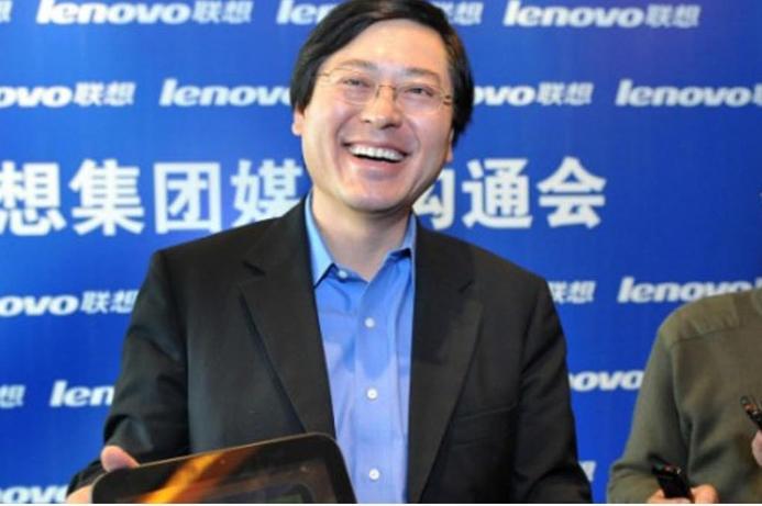 Lenovo CEO gives away $3 million bonus