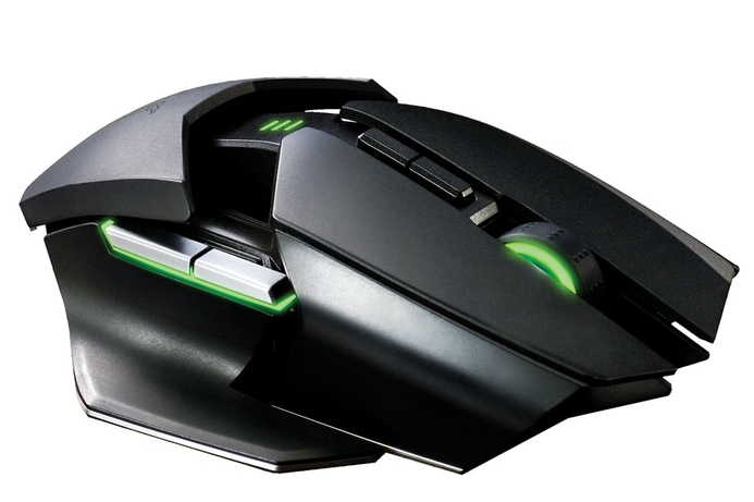 Razer unveils new gaming mouse, keyboards