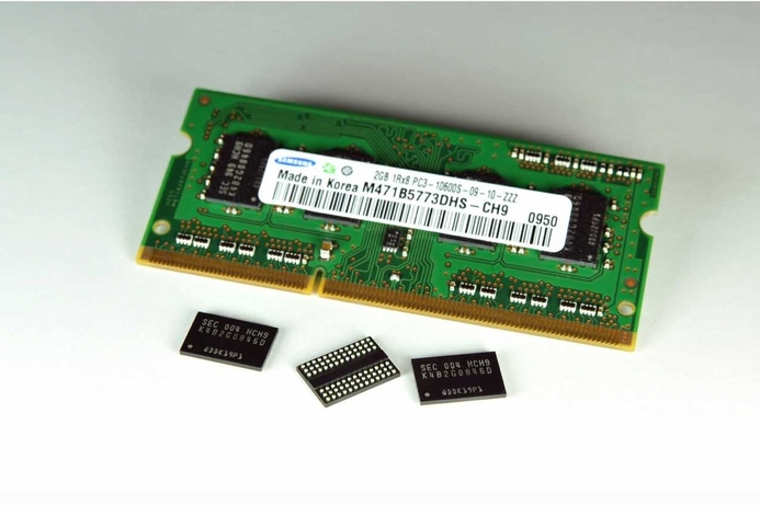 PC DRAM share drops lower than expected