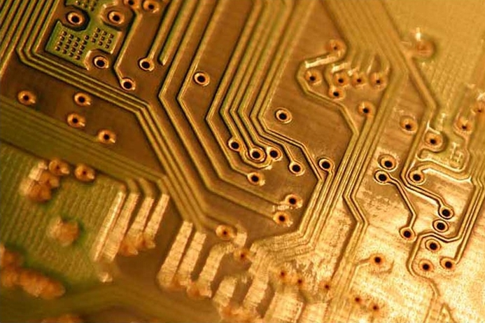 Semiconductor growth declines