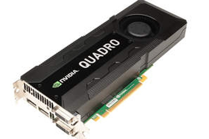 NVIDIA Quadro K5000 is 'most powerful GPU ever for the Mac'