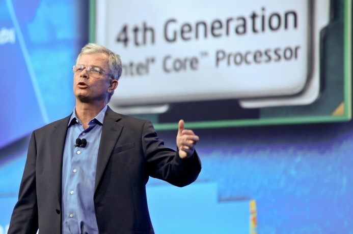 Intel unveils fourth generation Core processor