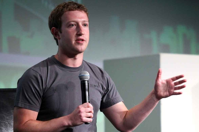 Facebook dislike button 'not good for the world', says Zuckerberg