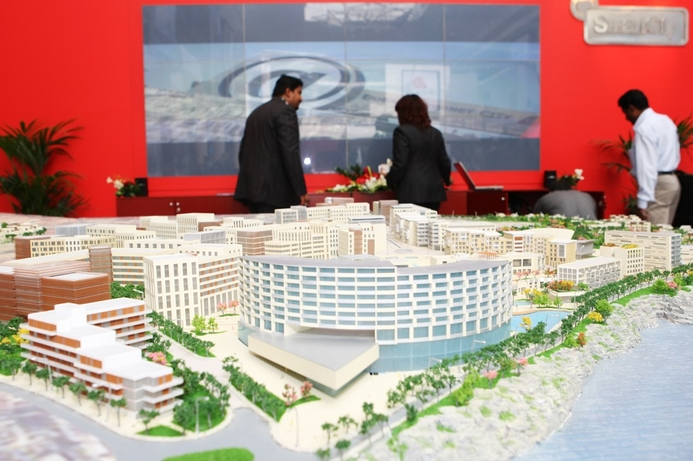Master plan agreed for India's Dubai-linked IT city