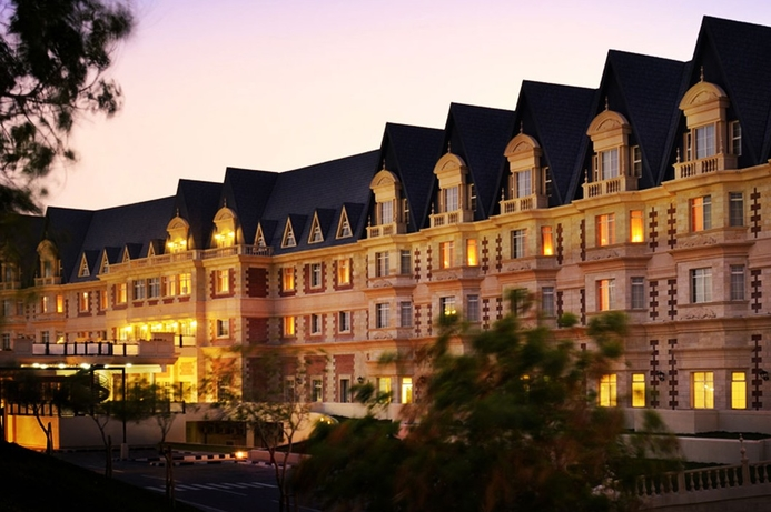 Grand Heritage Doha Hotel & Spa connects with Alcatel-Lucent