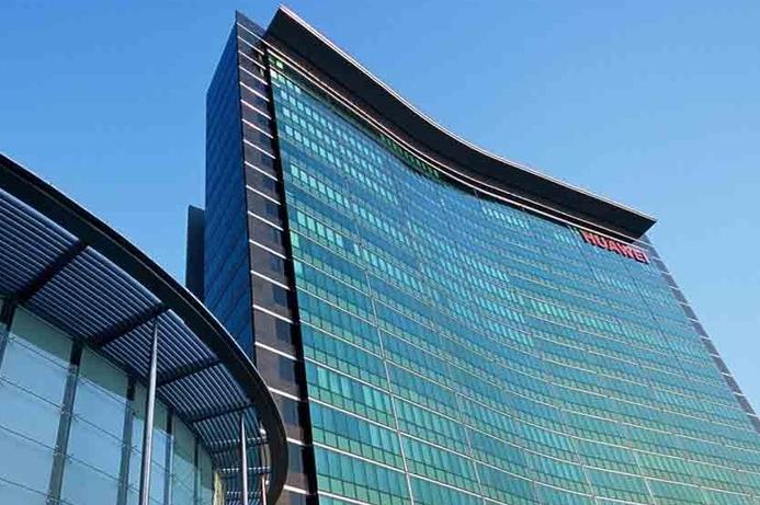 UAE govt delegation visits Huawei's China HQ