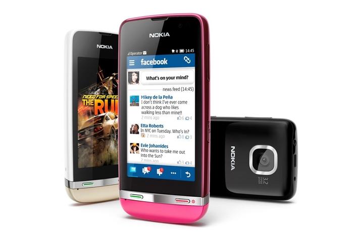 Nokia and du introduce Asha 311 with free Facebook