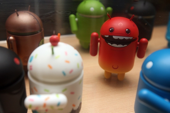 Android breaks 80% milestone in OS market share