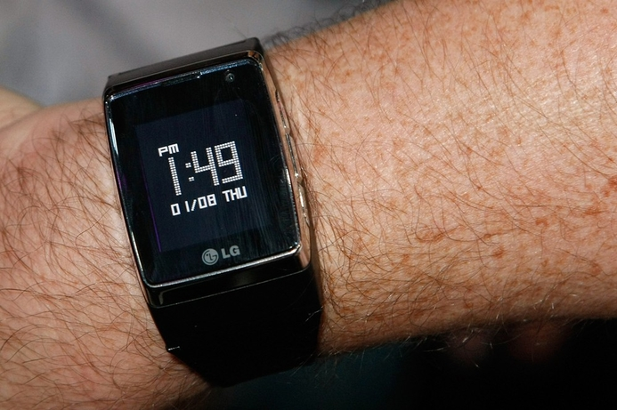 LG Watch Phone to cost more than AED 4,000