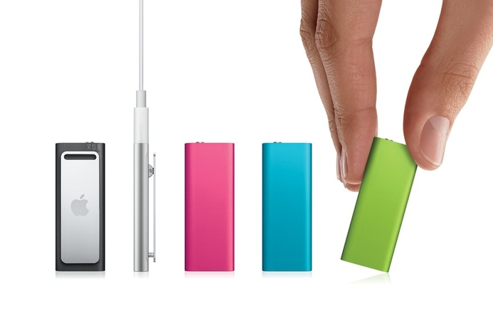 Apple updates iPod line up, launches new iTunes