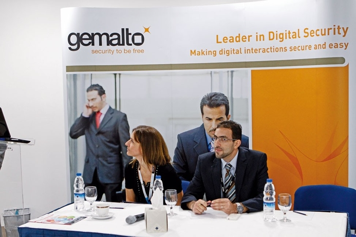 Gemalto showcases eGo payment system