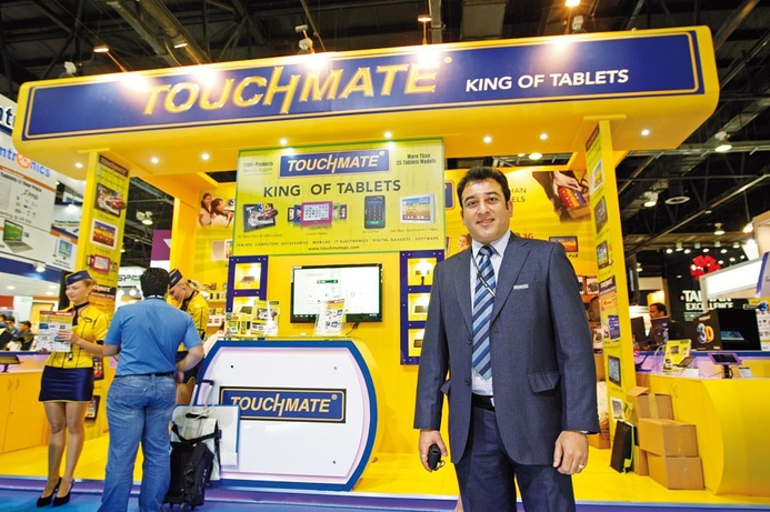 Touchmate debuts new tablets