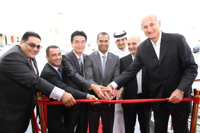 Canon opens Qatar business showroom with Salam