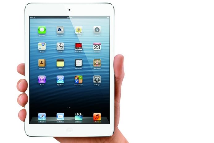 iPad mini will double 7-inch tablet market