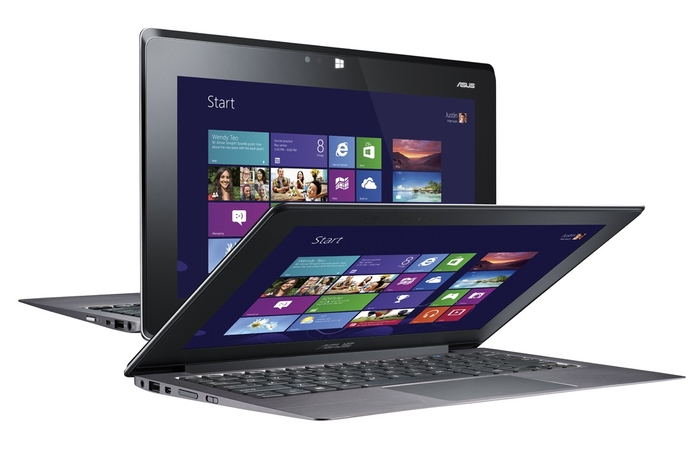 ASUS launches Windows 8 product range