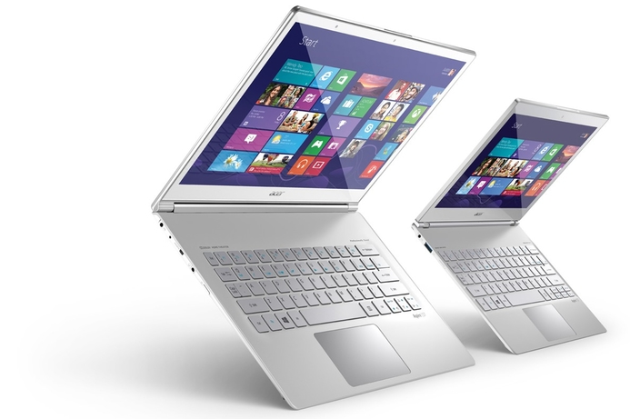 Acer Aspire S7 Series Ultrabooks come to ME