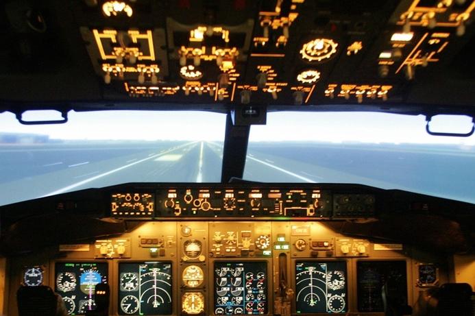 New Dubai flight sim triple price of real thing