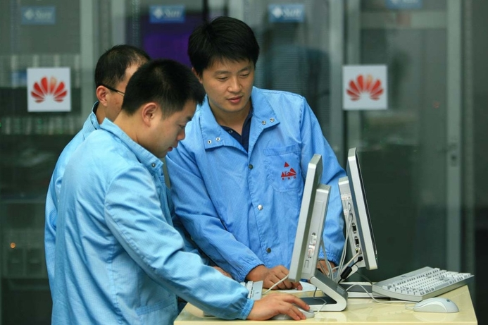 Huawei unveils Carrier SDN prototypes