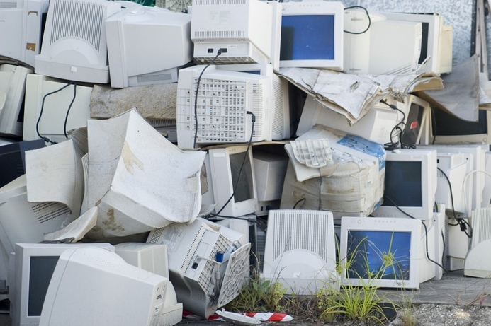 IT firm wants e-waste for charity
