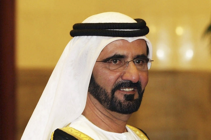 HH Sheikh Mohammad outlines smart city strategy