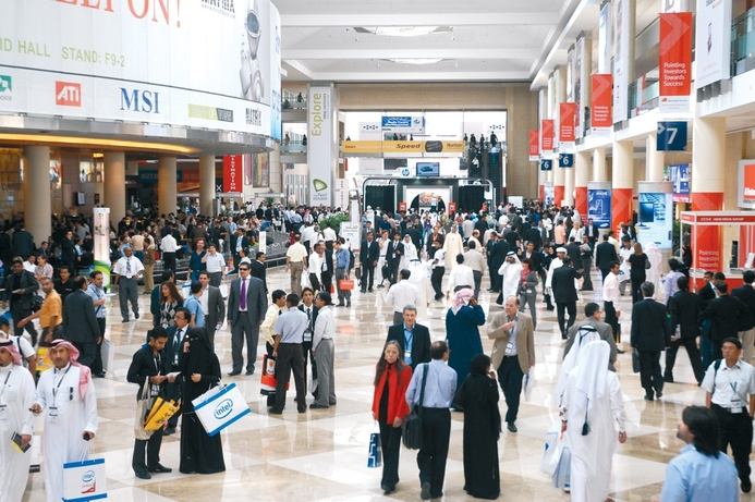 ICT giants converge on 29th GITEX show