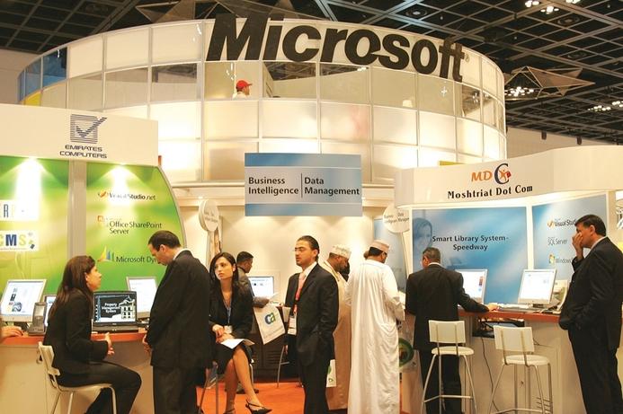 Windows 7 gets debut at GITEX