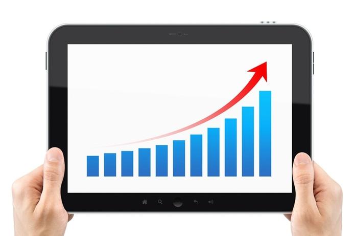 MEA tablet market grows despite global decline