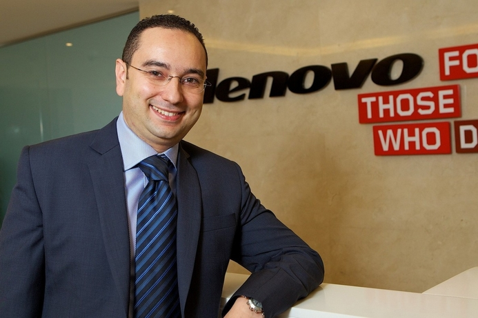 Lenovo appoints new GM for the Gulf