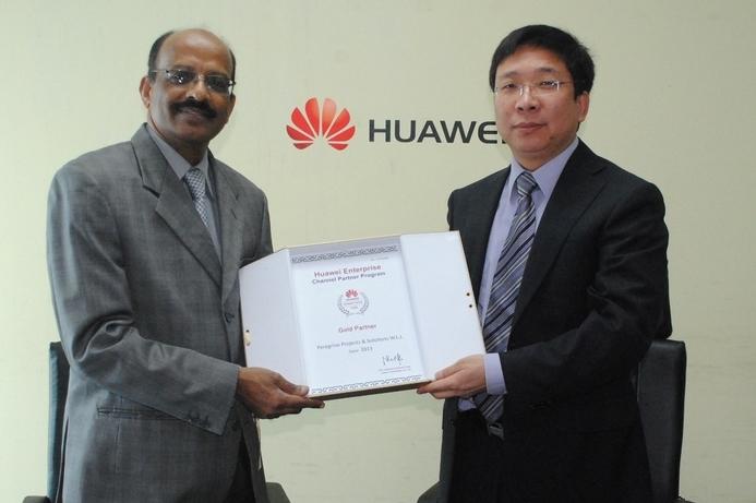 Peregrine deal boosts Huawei's Qatar footprint