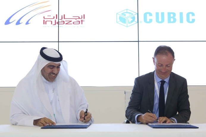 Injazat signs deal with defence specialist Cubic