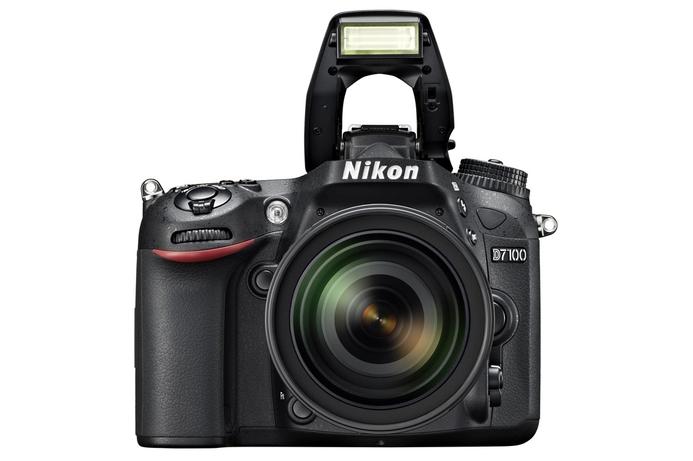 Nikon releases DX-format D7100