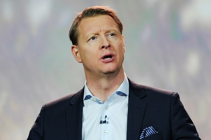 Ericsson CEO on Microsoft list as Ballmer replacement