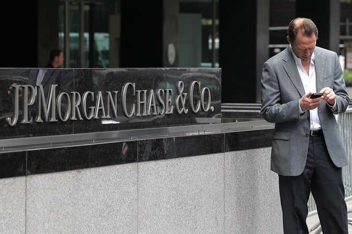 JPMorgan Chase website downed by DoS attack