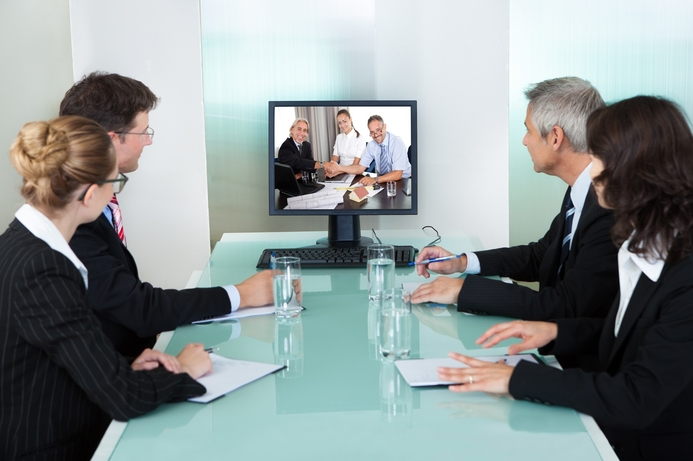 Toyo/ENPPI connects with Polycom HD video