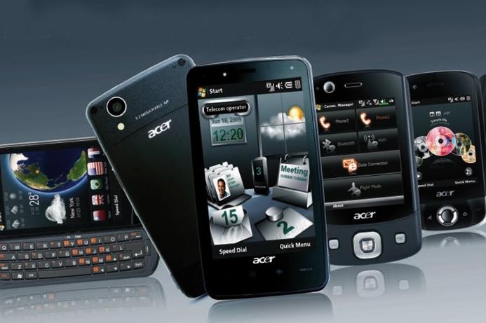 Acer smartphone range calls on the UAE