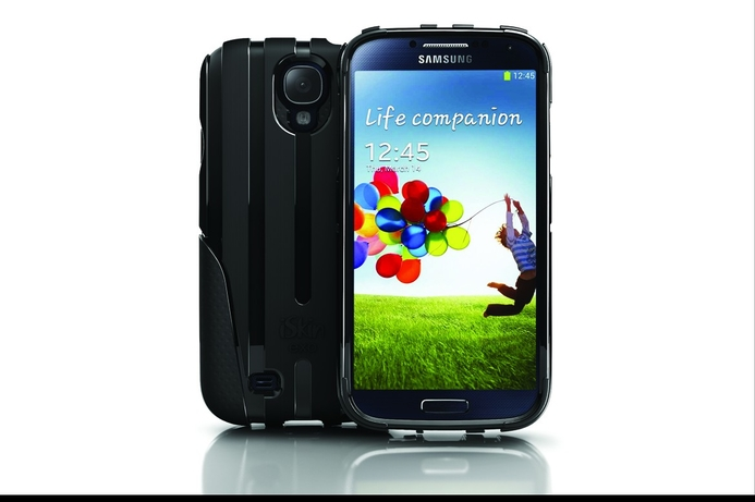 ISkin unveils Samsung Galaxy S4 protective cases