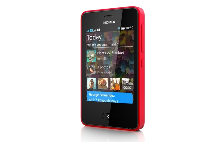 Nokia introduces the Asha 501