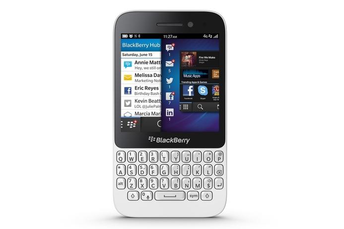 BlackBerry Q5 targets budget segment for BB10 OS
