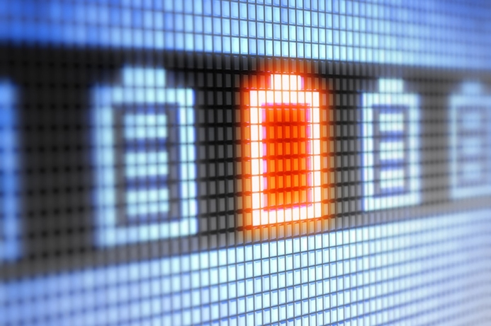 Low battery levels can track online activity; research