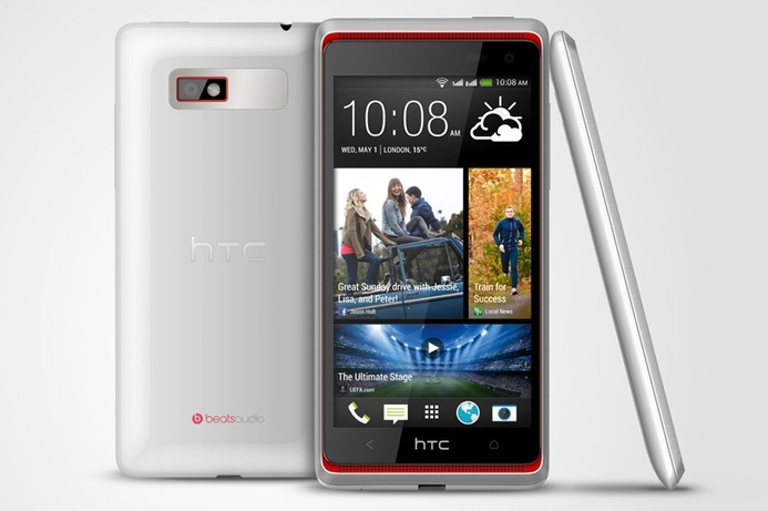 HTC Desire 600 launched for EMEA markets