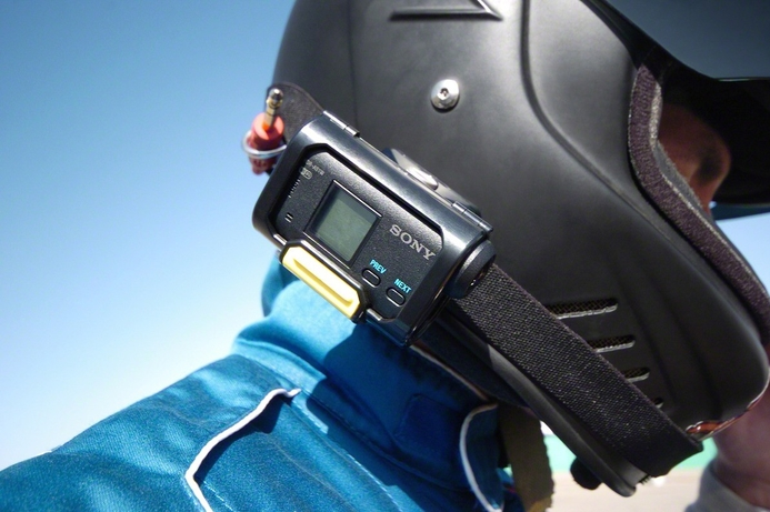 Sony launches wearable HD Action Cam