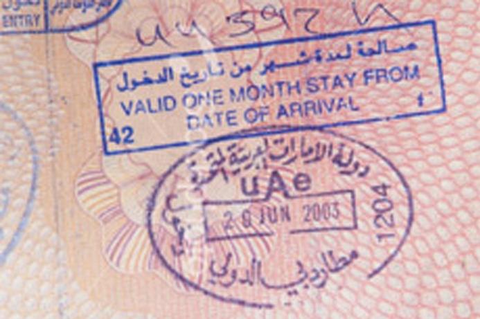 Dubai launches 'mobile visa' service