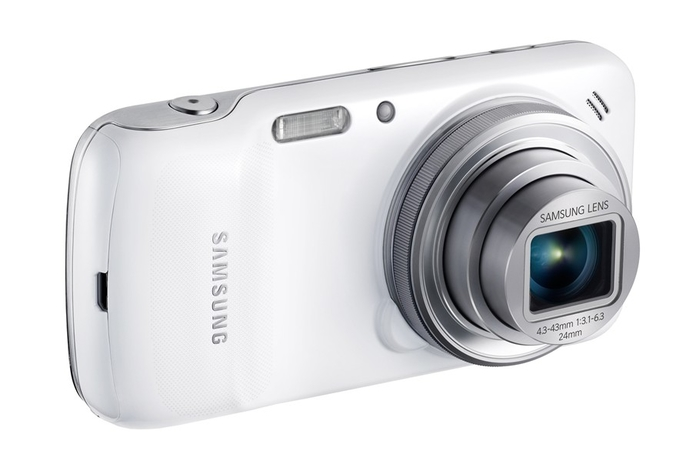 Samsung S4 Zoom images released